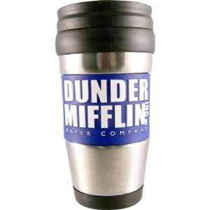 The Office Dunder Mifflin Inc. Travel Tumbler Everything