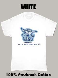 Funny Star Wars Yoda Quote Sci Fi Movie T Shirt