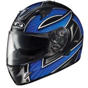 HJC IS 16 Ramper Full Face Motorcycle Helmet MC 2 Blue Medium M 572