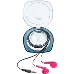 Ear Headphones With Case High Quality Sound Reproduction Electronics