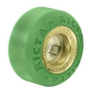 RICTA Chrome Core Hsu Stay Gold Wheels 52mm Sports
