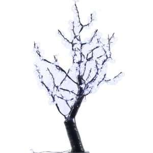 Line Gift Ltd. 39022 WT 48 Inch high LED Indoor/ outdoor Lighted Trees