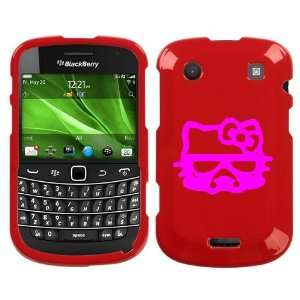 BLACKBERRY BOLD 9930 PINK HELLO KITTY STORMTROOPER ON RED