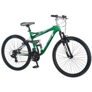Mongoose 26in Mens Maxim Mountain Bike Sports & Outdoors
