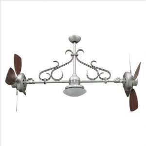 Bundle 12 26 Adjustable Dual Ceiling Fan with Light Kit