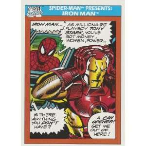 Spider Man Presents Iron Man #159 (Marvel Universe Series