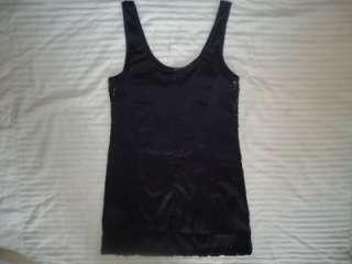 NWT GUESS TARA BLACK BROWN SEQUIN MINI COCKTAIL DRESS 7