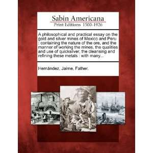 metals : with many (9781275670709): Jaime Father. Hernández: Books