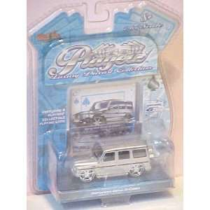 Maisto Playerz Luxury Diecast Collection Mercedes Benz G