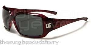 Polarized Fashion Designer New Sunglasses Shades Men Women Red PZ8002
