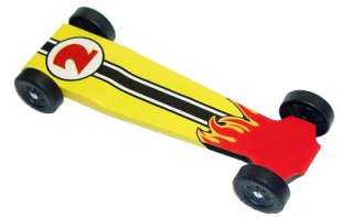 Inferno Pinewood Derby Car Kit   Xtreme Speed   545599