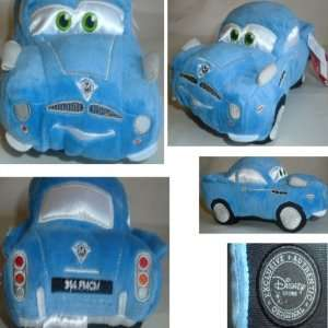 PIXAR CARS 2 FINN MCMISSILE PLUSH TOY STUFFED TOY 9 Toys & Games