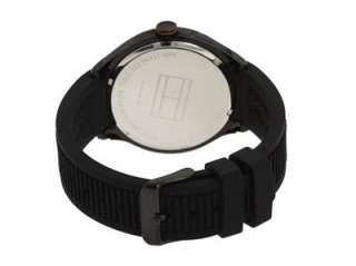 Mens 1790803 Sport Black IP Black Silicon Watch 885997020695