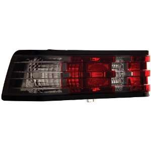 Anzo USA 221139 Mercedes Benz Red/Clear Tail Light Assembly   (Sold in