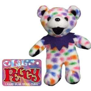 Grateful Dead   Lil Peggy   Plush Toy Bear Cub: Toys