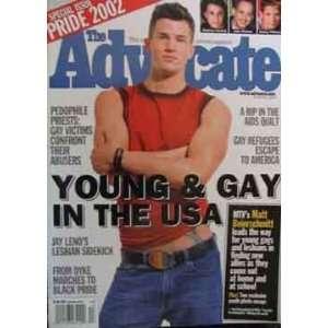 Advocate Magazine (June 25, 2002): staff: Books