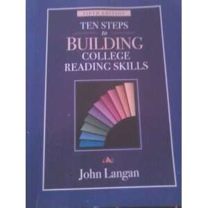 to Building College Reading Skills (9781591942436): John Langan: Books