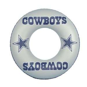 Dallas Cowboys Inner Tube Pool Float Toys & Games