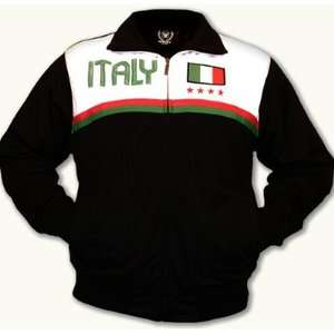 Italy Premier Soccer Football Futbol Mens Jacket