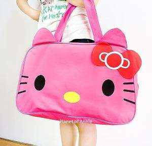 Pink Hello Kitty purse Travel Shoulder Tote Hand bag