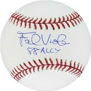 Frank Viola Signed Rawlings MLB Baseball w/88 AL CY