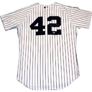 Mariano Rivera New York Yankees Authentic Home Autographed