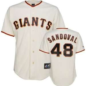 Pablo Sandoval San Francisco Giants Replica Home Jersey