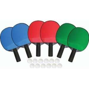 Outdoor Games Table Tennis Table Tennis Sets   6 player Table Tennis