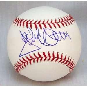 Jack Mcdowell Autographed/Hand Signed Rawlings MLB Baseball