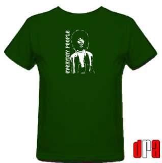 AND THE FAMILY STONE AMERICAN ROCK SOUL FUNK ICONIC COOL BAND T SHIRT