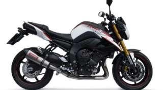 Yamaha FZ8 FZ 8 GPR Exhaust Slipon GP Evo Titanium New