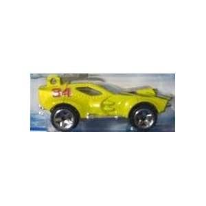 Hot Wheels Sting Rod II SHORT CARD HW Premiere #23 (2010