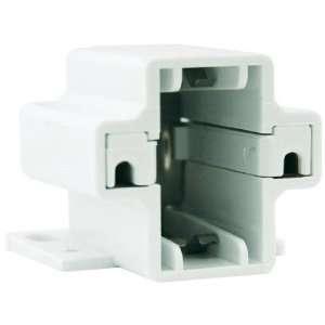 2 Pin G23 Compact Fluorescent Socket 5 9 Watt   Side Mount