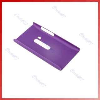 Plastic Hard Back Skin Case Cover For Nokia N9 N9 00 New