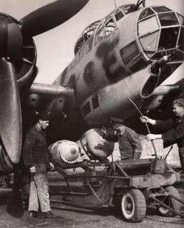 JUNKERS JU 88 Luftwaffe Bomber Vintage FAOW No. 7