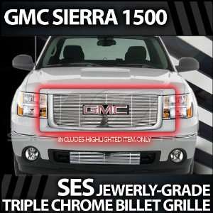 2007 2012 GMC Sierra 1500 SES Chrome Billet Grille