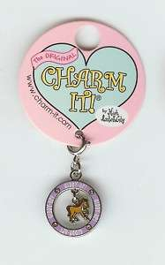 High Intencity CHARM IT Giddy Up Pony Charm