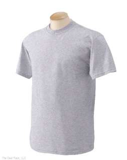 New Gildan Mens Heavy Cotton T Shirt  All Sizes/Colors