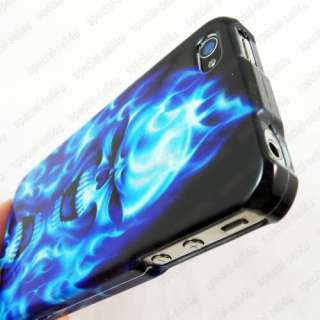 New Full Hard Case Protective Cover For Apple iPhone 4