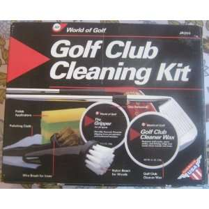 Golf Club Cleaning Kit Jef world Of Golf Sports