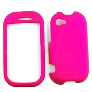 Sharpe Kin 2 Honey Hot Pink, Leather Finish Hard Case