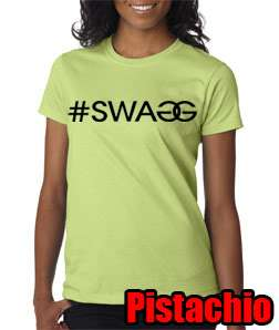 Shirt #SWAG Jersey Shore DJ Pauly D T Shirt #SWAGG MTV SWAGG