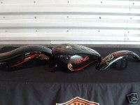 Harley Davidson, Sportster Gas tank, Fenders, Paint set