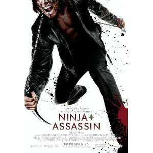 Ninja Assassin: Naomie Harris, Rain, James McTeigue
