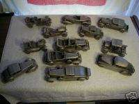 Danbury Classic American Motorcar Collection Pewter lot of 12