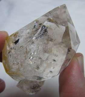 90 Gram 58x44x37mm Herkimer Diamond Quartz Crystal C11