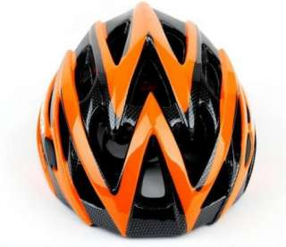 2012 Cycling BMX BICYCLE HERO BIKE ADJUST HELMET ORANGE