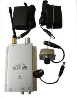 Wireless Hidden CCTV Nightvision Camera Mini Spy Cam