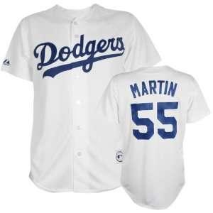 Russell Martin LA Dodgers MLB Replica Jersey:  Sports