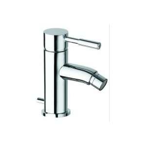 La Torre Bidet Mixing Faucet With Pop Up Waste 12011 CS BC
